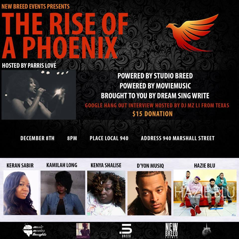 The Rise of A Phoenix