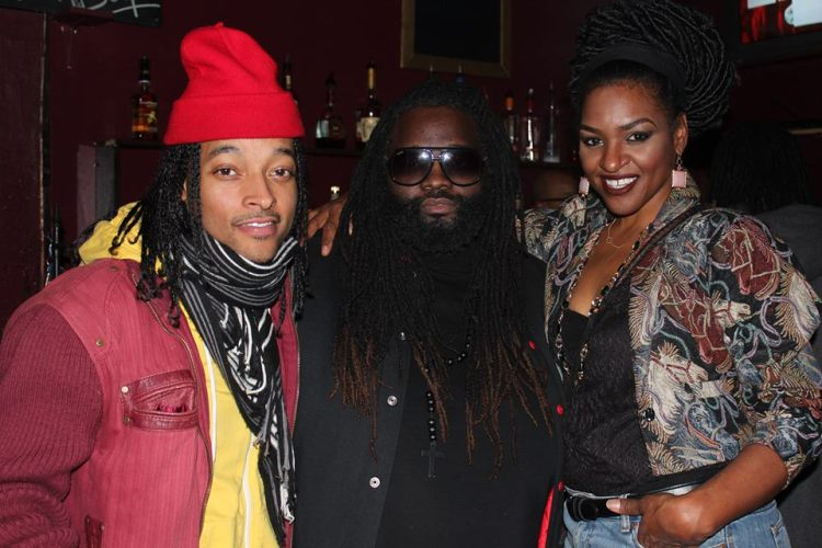 D'Yon MusiQ, Tony Moore and Gail Campbell (Photography by: ShyLightsPhotography)