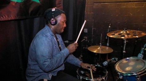 Drums, Tony Mac